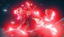 Akuma with V-Trigger 1 active