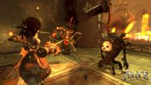 Alice uses her gun to fight in Madness Returns