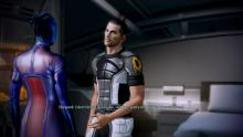 Romance quests are a fun aside from the story missions in the Mass Effect series.