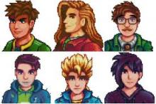 This is everyone that you can potentially marry in the game.