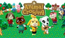 The opening to our beloved Animal Crossing New Leaf game. Nothing like being welcomed by our favorite NPC characters.
