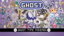 All of the ghost-type Pokemon available in Pokemon Go and those yet to come!