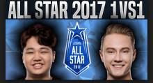 PRaY takes out Rekkles at the 2017 Allstar