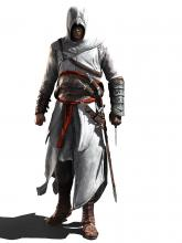 Take a look at how the very first Assassin from the games looked like.
