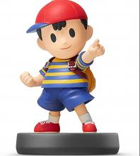 Like all the Sm4sh cast, Ness got his Amiibo back at release