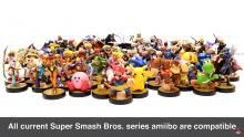 All character amiibos are compatible with SSB Ultimate
