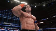 Arguably the greatest wrestler to ever lace up a pair of boots, John Cena.