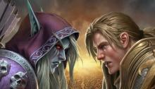 Sylvanas and Anduin will lead their armies against one another in Battle for Azeroth.