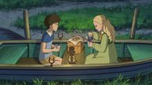 An introverted girl meets a mysterious girl with blonde hair. In time, these two develop a great friendship.