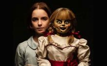 By bringing the posessed doll into their home, the Warrens have unwittingly given Annabelle access to a young human host.