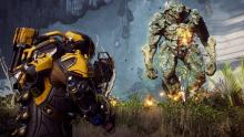Javelins are the only tools that can take down the vicious beasts of Anthem.