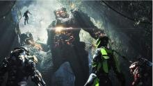 In Anthem, players must explore a world devastated by the remaining creations of long-lost gods.