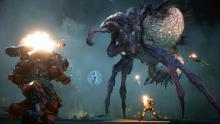Fight the unexpected and the unspeakable in Anthem.