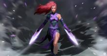 A new skin for the Anti-Mage