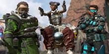 Players can choose from a wide variety of character types in Apex Legends.