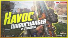 The Turbocharger makes so-so weapons like the Havoc and Devotion into powerful guns you won't want to let go of.