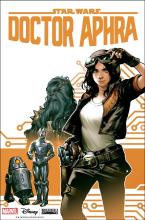 Doctor Aphra Cover art