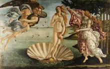 Aphrodite has been imortalized in classic and contemporary art as the symbol of beauty and love