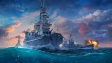 Historic ships are included in this game.