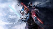 An action game set in the Star Wars universe. In Star Wars Jedi: Fallen Order the action is set between episodes III and IV of the movie saga. Players assume the role of a Jedi Knight who is being ruthlessly hunted by the forces of the Empire.