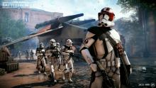Clone Troopers get ready for action