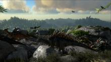 Tame and raise your own dinos in order to survive the island in Ark Survival Evolved