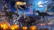 Halloween Event in Ark