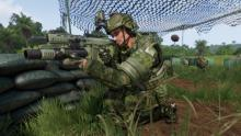 US soldiers have some of the best equipment in ARMA 3