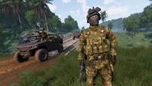 Apex is a very unique map for ARMA 3, being set on a tropical jungle island.
