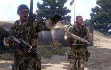 British soldiers are part of the NATO faction in ARMA 3
