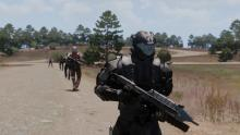 HALO stuff can also be added with mods.