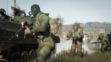 Plenty of Russian military mods exist for ARMA 3.