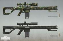 Marksmen rifles are some of the deadliest weapons in ARMA 3