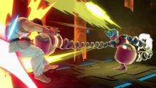 Popular characters who didn't make it to the roster become assist trophies.