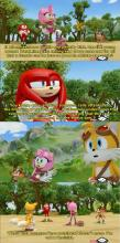 One of the rare times Knuckles was the smart one.