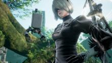 NieR Automata's deeply complex YoRHa No. 2 Type B (2B) will enter the ring in SoulCalibur VI