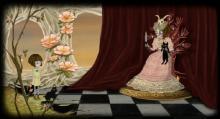 Fairytale on the creepier side