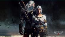 Two of the main characters from the Witcher 3.