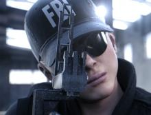 Ash aims down sight of her breaching rounds