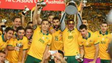 Australia recently won the AFC Asian Cup, so you know they have plenty of talented players for you to use.