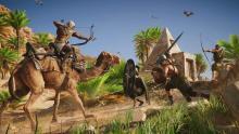 Assassin's Creed: Origins Gameplay