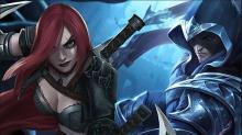 Noxus' most fearsome Assasssins
