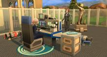 Simmers can build their own NASA station for Astronaut Sims