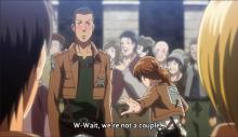 Attack on Titan truly is brutal, isn't it?