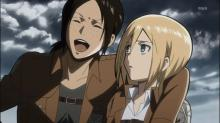 Ymir had a tendency to act randomly. Was she hiding something?