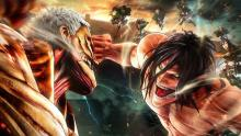 Play as Eren in Attack on Titan 2 and take down all the Titans
