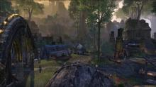 Redfur Trading Post is a trading coster in northwestern Grahtwood