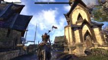 Vulkhel Guard is a port located on southernmost point of Auridon, Summerset Isles