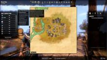 Each player can be a member of up to 5 guilds and thus access up to 5 Guild Stores for selling items.