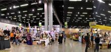Dealer Room, Anime Weekend Atlanta